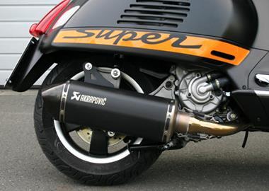 Gebrauchtmotorrad Vespa GTS 300 i.e. Super Sport
