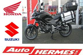 Honda NC750X Umbau anzeigen