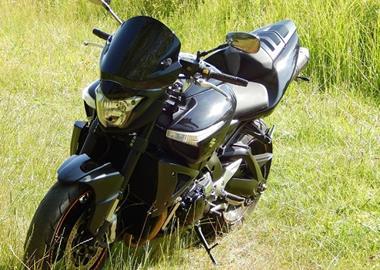 Gebrauchtmotorrad Suzuki B-King