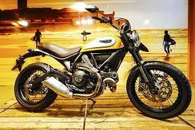 Gebrauchtmotorrad Ducati Scrambler Classic