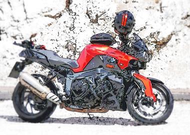 Bmw K 1300 R Motorrad Umbauten 1000ps At