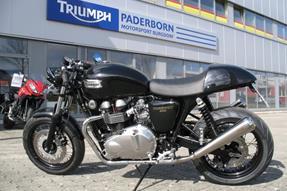 Triumph Thruxton Umbau anzeigen