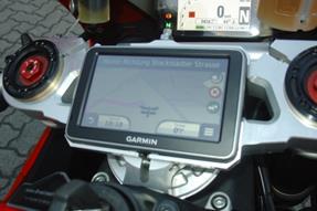 Ducati 1199 Panigale Umbau anzeigen