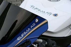 Yamaha YZF-R1 Umbau anzeigen