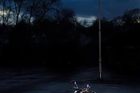Triumph Thunderbird Storm Umbau anzeigen