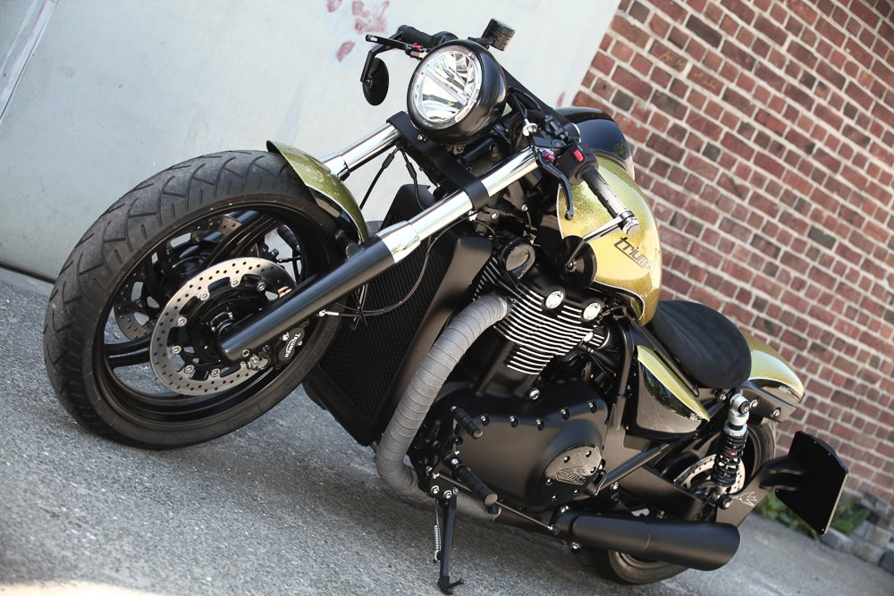 Details on the custom-Bike Triumph Thunderbird Storm of dealer ...