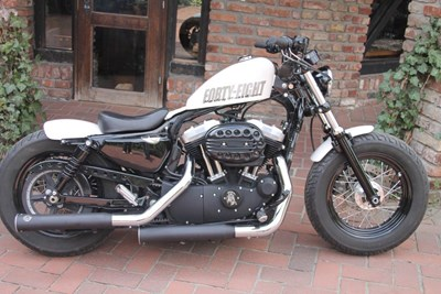 Sportster XL 1200X Forty-Eight