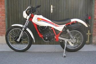 Honda TLR200