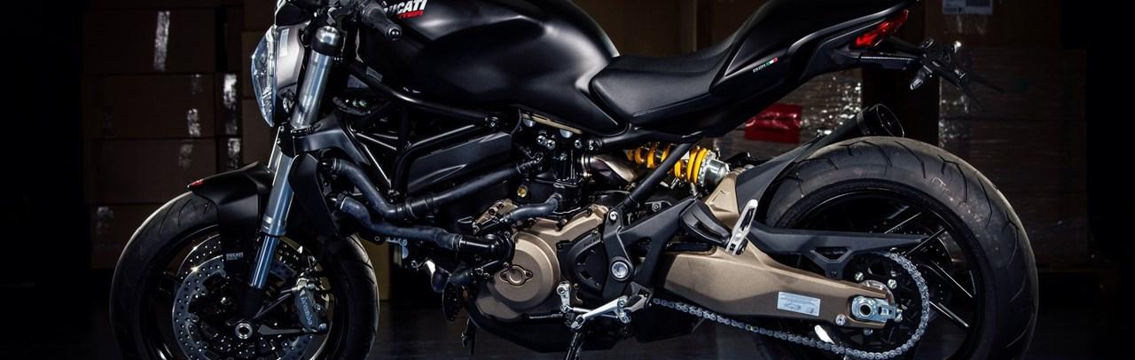 umgebautes motorrad ducati monster 1000 von motorland. Black Bedroom Furniture Sets. Home Design Ideas