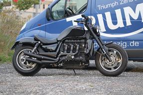 Triumph Rocket III Roadster Umbau anzeigen