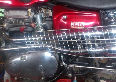 Gebrauchtmotorrad BSA A 65 Firebird