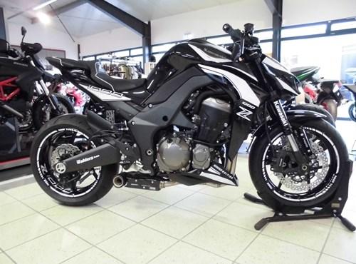 Kawasaki Z 1000 Black Edition