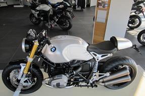 BMW R nineT Umbau anzeigen