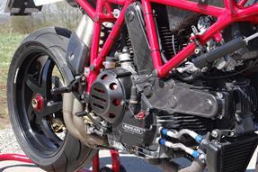 Ducati 900 SS Umbau anzeigen
