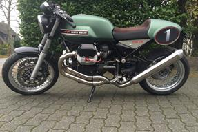 Moto Guzzi Bellagio 940 Umbau anzeigen