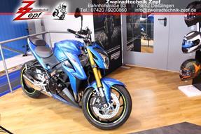 Suzuki GSX-S1000 Umbau anzeigen