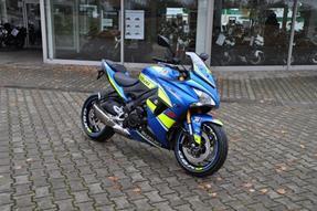 Suzuki GSX-S1000F Umbau anzeigen