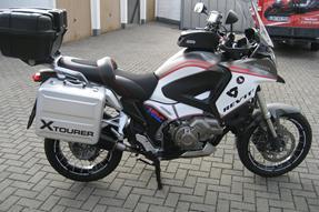 Honda VFR1200X Crosstourer Umbau anzeigen