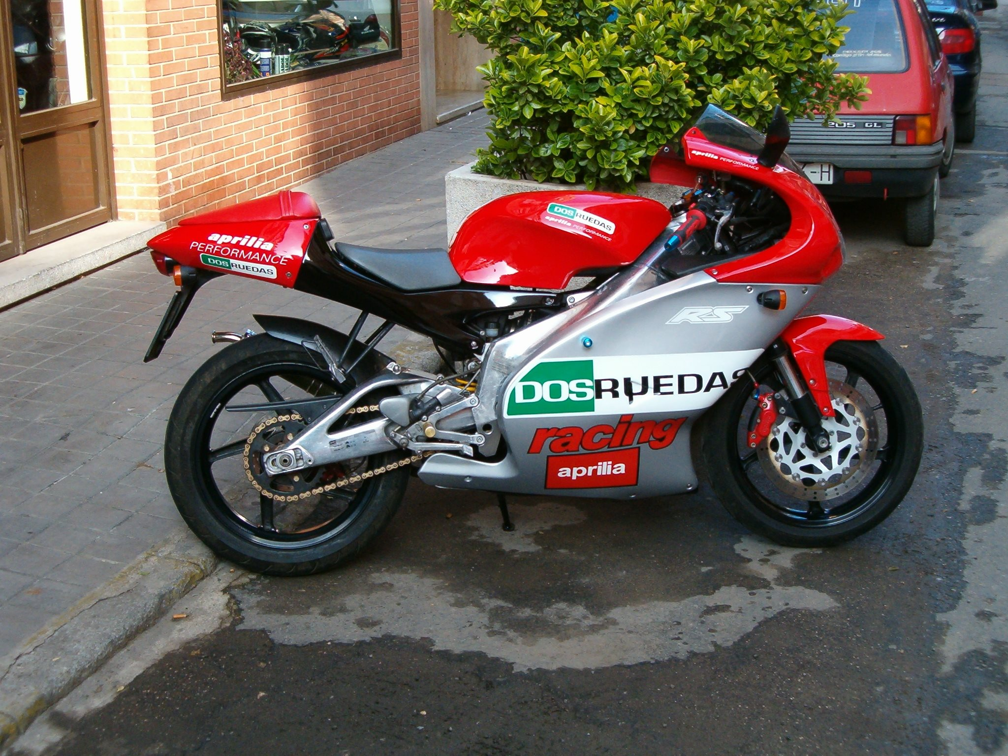 Aprilia RS 125 Racing