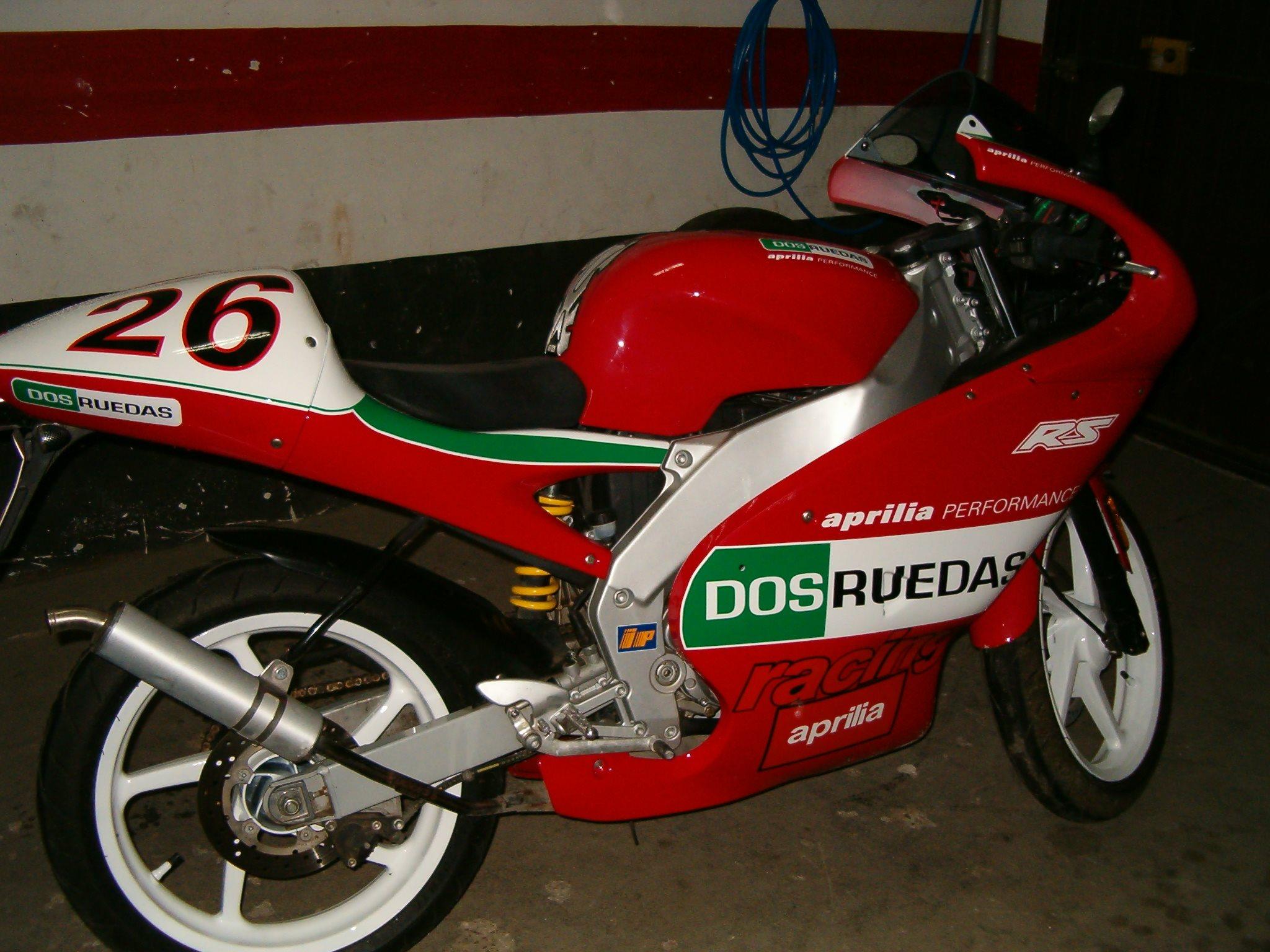 Aprilia RS 50 Racing