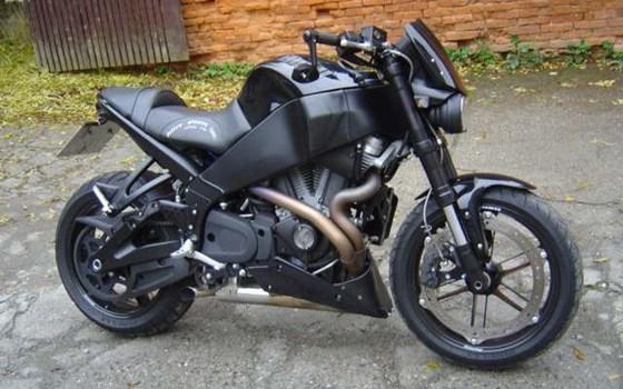 Umgebautes Motorrad Buell Firebolt XB 12R von Twinni1