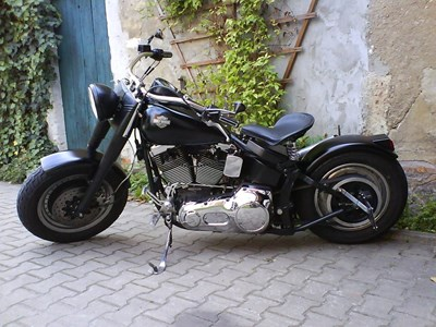 Softail Fat Boy FLSTF