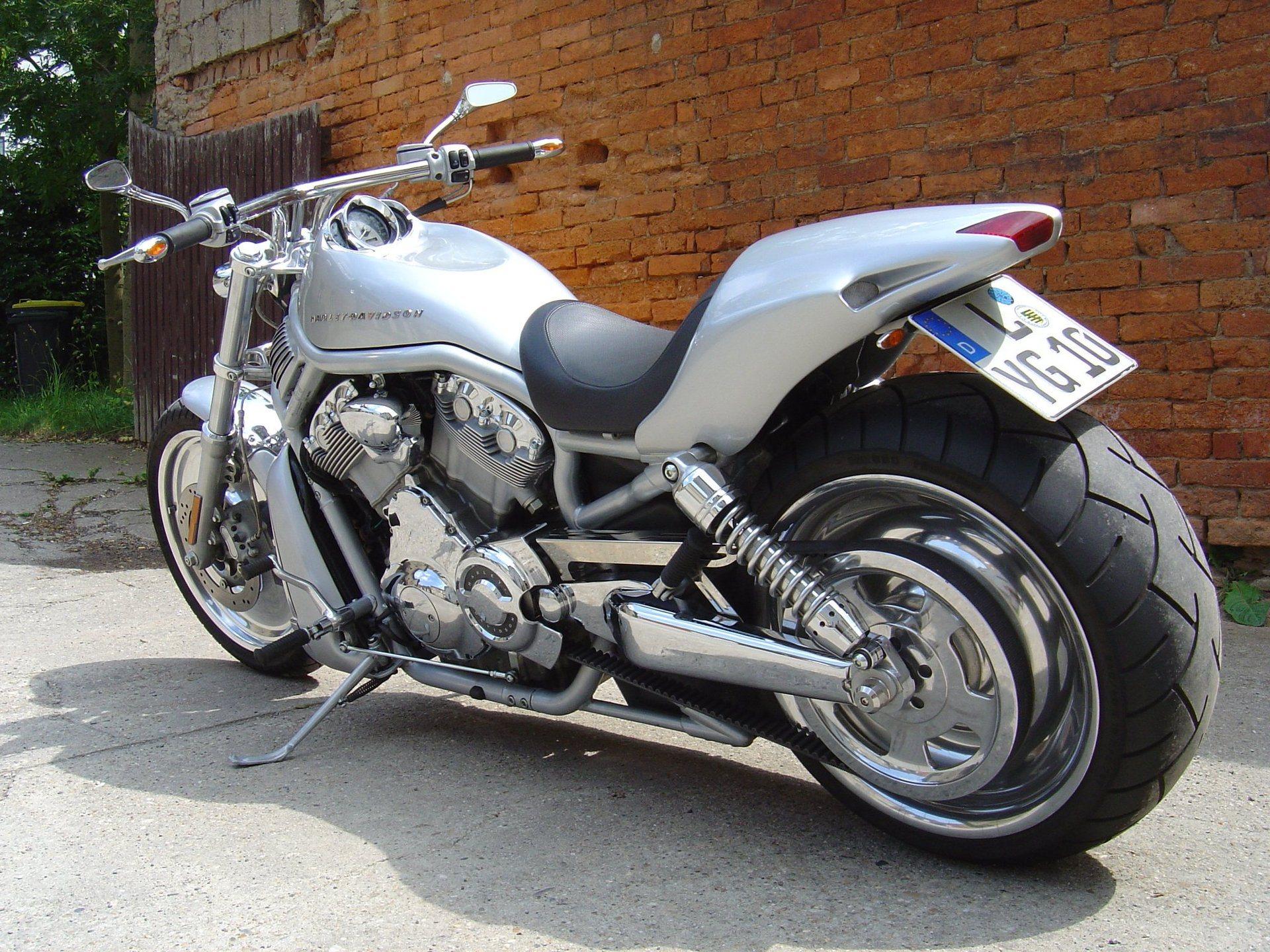 Harley Davidson Type Vrscf