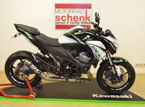 Kawasaki Z 800 e