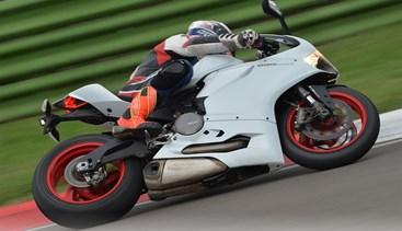 UMBAUTEN - Ducati 899 Panigale