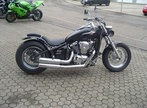 UMBAUTEN Kawasaki VN 900 Classic
