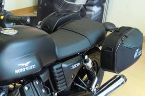 Moto Guzzi V7 II Stone Umbau anzeigen