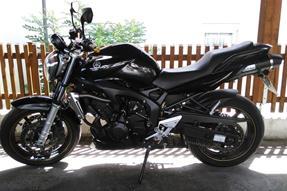 Yamaha FZ-6N Umbau anzeigen