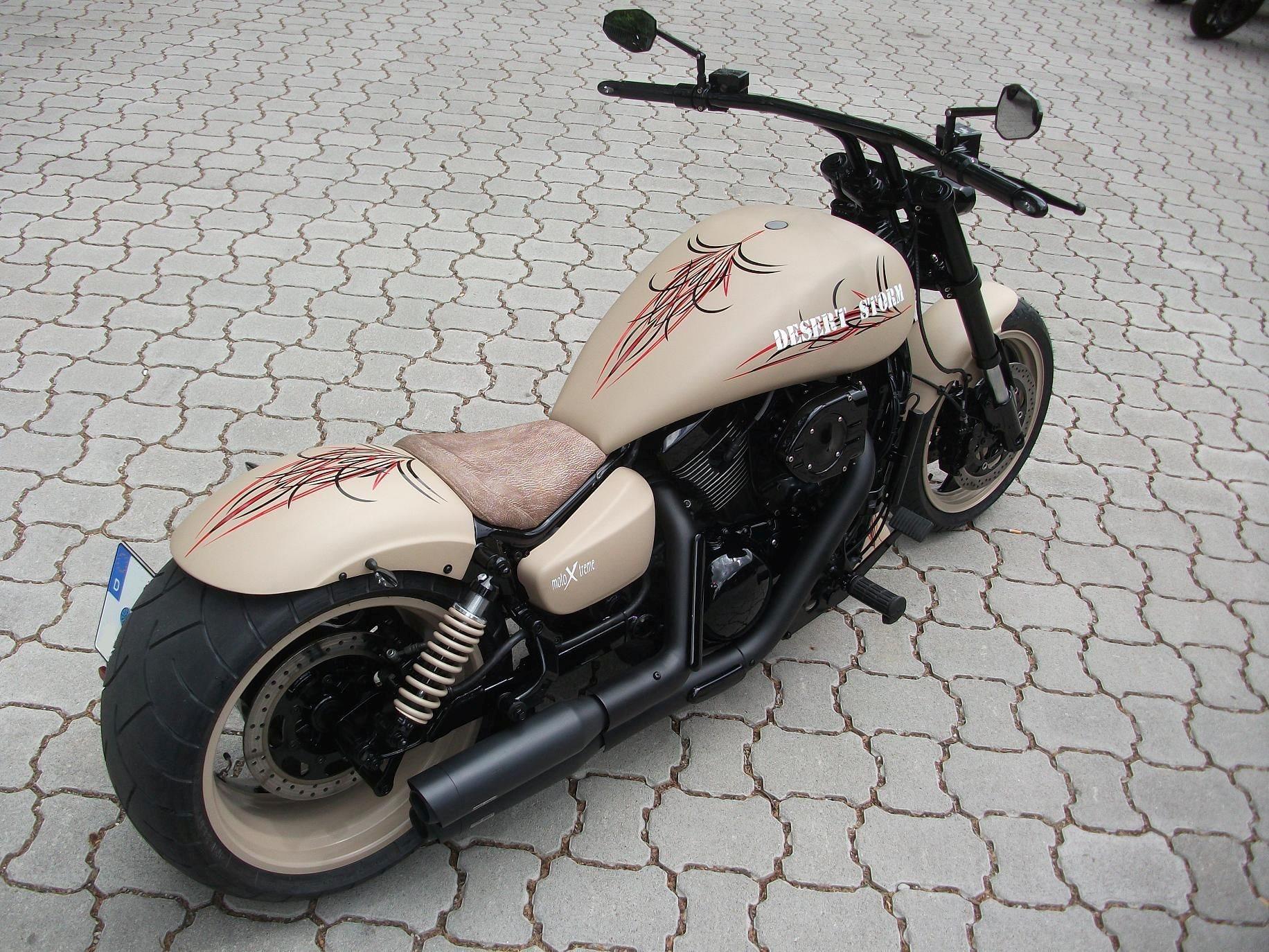 Kawasaki Vnd