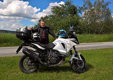 Gebrauchtmotorrad KTM 1290 Super Adventure