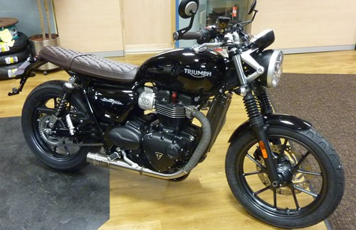 Triumph Speed Twin