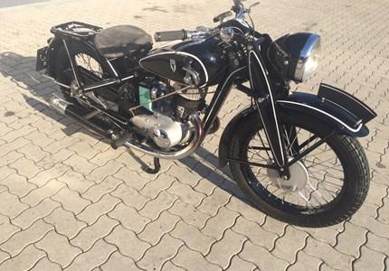 DKW 350 NZ