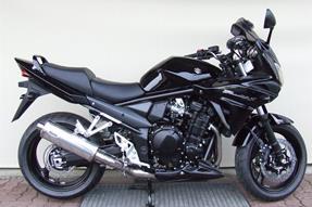 Suzuki Bandit 1250S Umbau anzeigen