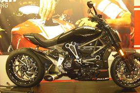 Ducati XDiavel S Umbau anzeigen