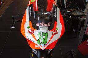 Ducati 1199 Panigale Superleggera Umbau anzeigen