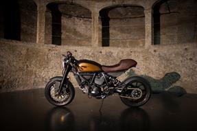 Ducati Scrambler Icon Umbau anzeigen
