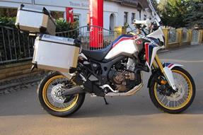 Honda CRF1000L Africa Twin Umbau anzeigen