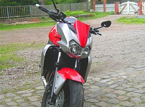 UMBAUTEN Kawasaki Z 750