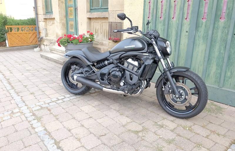 Umgebautes Motorrad Kawasaki Vulcan S Von Zweiradcenter Umbach Gmbh