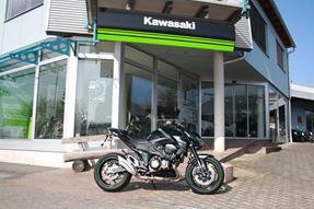 Kawasaki Z 800 Umbau anzeigen