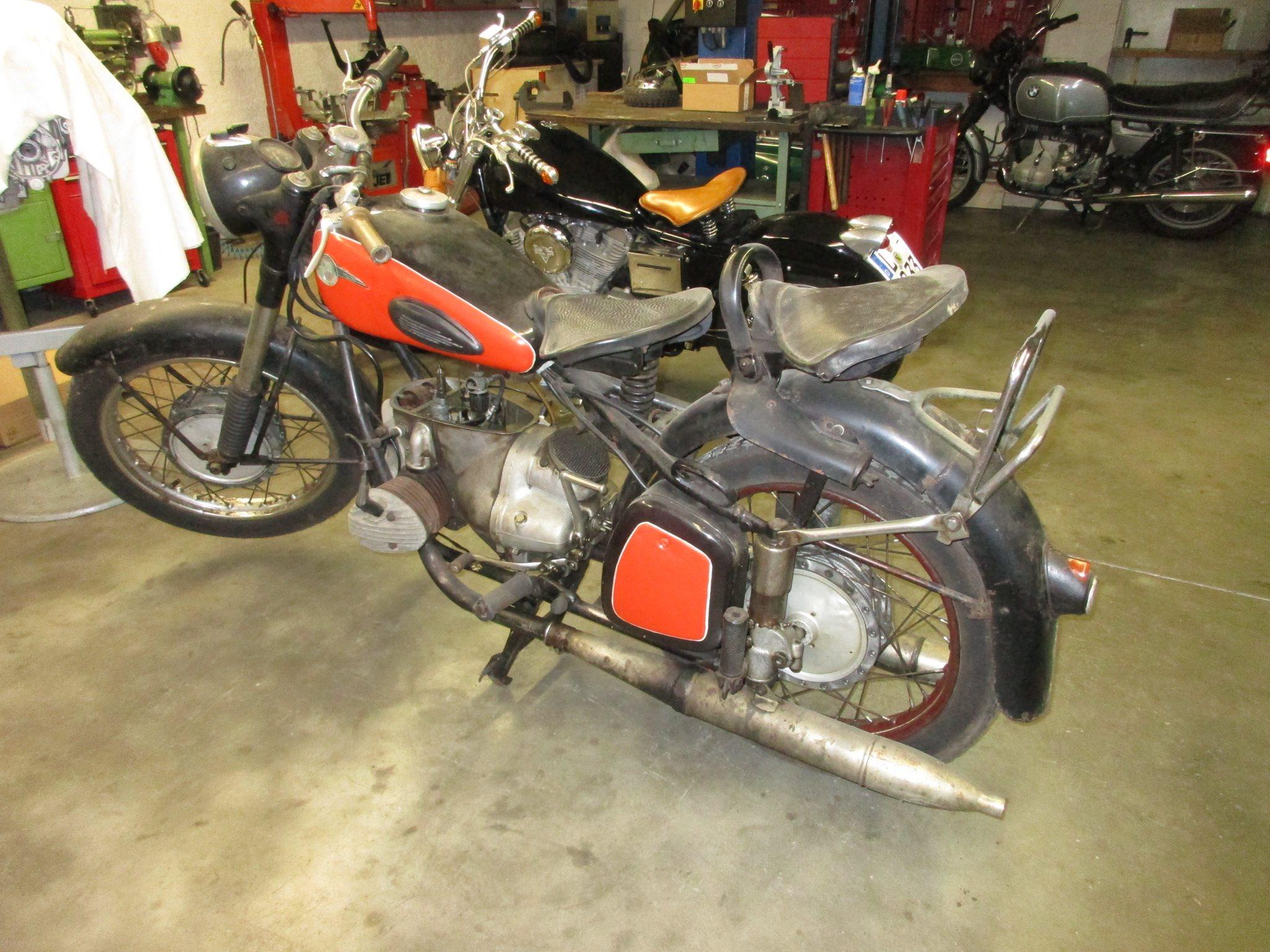 motorrad bk