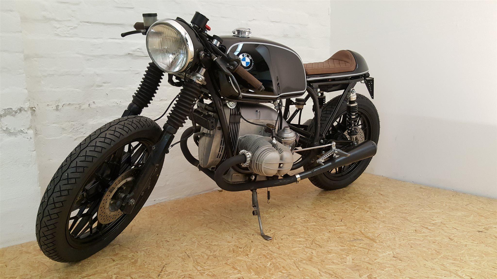 umgebautes motorrad bmw r 100 rt von motorrad scheunpflug. Black Bedroom Furniture Sets. Home Design Ideas