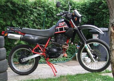 Gebrauchtmotorrad Yamaha XT 350