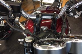 Triumph Bonneville T120 Umbau anzeigen