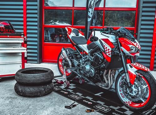 Custom Bikes Und Motorrad Umbauten Des Handlers BikerWorld Rosenow