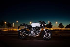 Ducati GT 1000 Umbau anzeigen